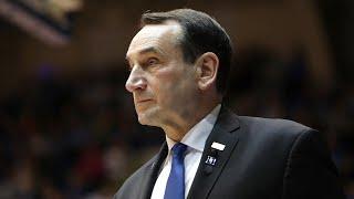 Coach K: Duke has