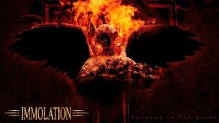 IMMOLATION World Agony