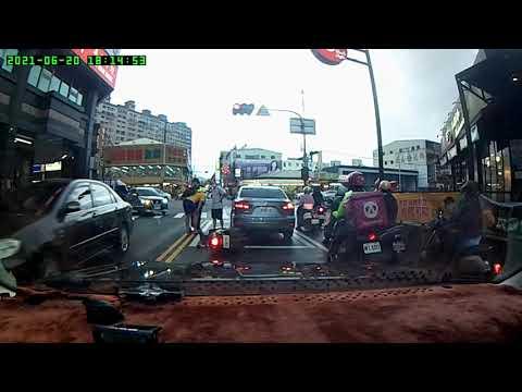台南 永康 機車 追撞