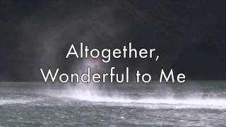 Here I Am To Worship <b>Tim Hughes</b> Lyrical Video