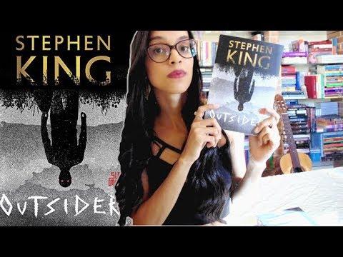 OUTSIDER, de Stephen King (resenha) | Amanda Azevedo