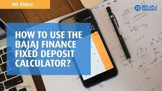 FD Calculator - How to Calculate FD Monthly Interest with FD Calculator