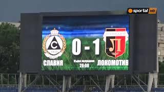 """""""Черно-бяла"""" радост след гола на Умарбаев"""