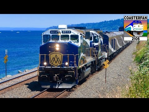 Pacific Northwest Trains!