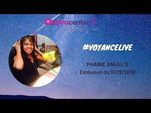 #VoyanceLive, Phanie Angel's 14122018