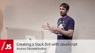 Creating a Slack Bot with JavaScript