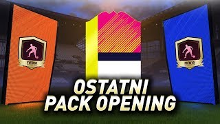 FIFA 18 - Ostatni pack opening! - Polowanie na CR7 w Juventusie!