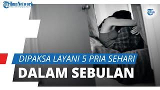 Derita Siswi SMP Pemuas Nafsu Anak Anggota DPRD, Layani 5 Pria Sehari dan Terkena Penyakit Kelamin