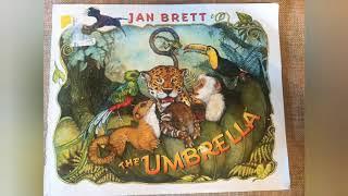 The Umbrella By Jan Brett Read Aloud