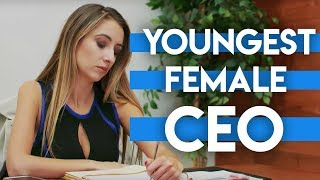 The Youngest Female CEO In History | Appland Episode 1 | Lauren Francesca