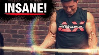 Insane Biceps Workout (CRAZIEST PUMP EVER!!) by ATHLEAN-X™