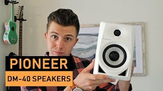 Pioneer DM 40 Speakers Review | Fayze Reviews