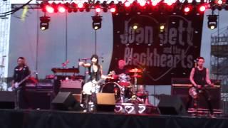 Joan Jett and The Blackhearts /Go Home/ San Diego County Fair 2012