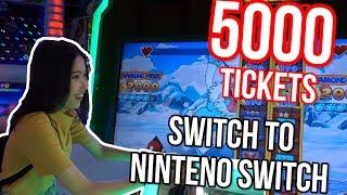 TIME TO SWITCH TO A SWITCH - Arcade Ninja @msparkpark