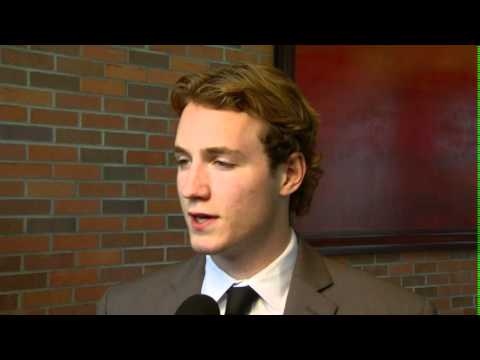 Ford Draft Central: NHL Draft Combine - Colton Sissons