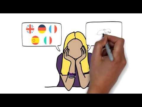 Online språkkurs: lær deg fransk, spank, italiensk, engelsk eller tysk