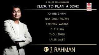 AR Rahman Telugu Hit Songs   Telugu Golden Hit Songs   Jukebox 1