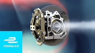 How Do The Brakes In A Formula E Car Work?