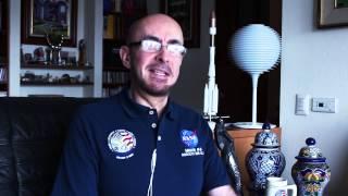 Astronautas nacionales y Estaciones espaciales