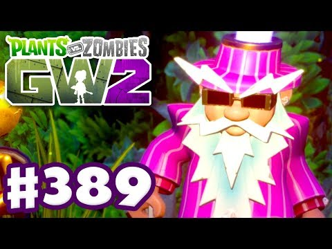 RUX RELOCATED! - Plants vs. Zombies: Garden Warfare 2 - Gameplay Part 389 (PC)