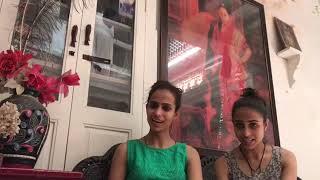 Shishe ka samandar...by Twin sister Mousam & Malka Mehta