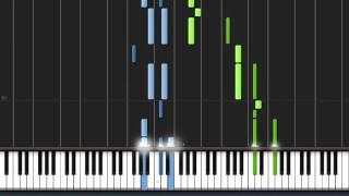 Megurine Luka - Aka Hitoha (Piano)