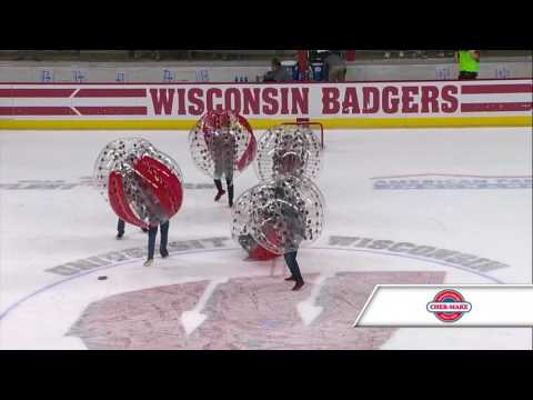 Badger Bubble Hockey