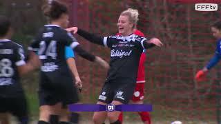 Dijon FCO - EA Guingamp (1-1 ) / Division 1 Féminine