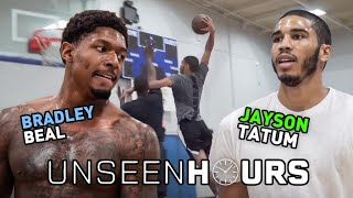 """Unseen Hours With Jayson Tatum & Bradley Beal! """"In Between Those Lines, We're Not Friends."""""""