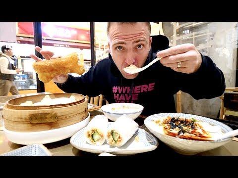 Amazing TAIWANESE Breakfast at Taoyuan Village + Tian Zi Fang Market | Shanghai, China