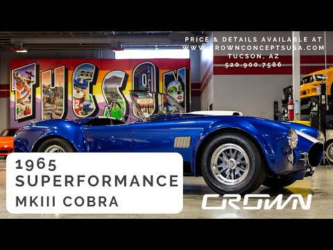 Video of '65 Cobra - QW94