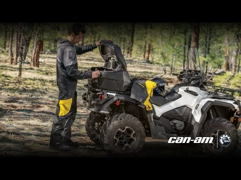Кофри для Can-Am Off-Road