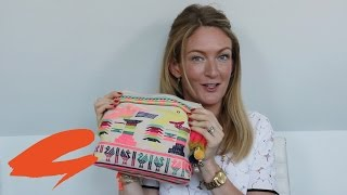 What's in my summer holiday beauty bag? (Editor's Vlog) | Get The Gloss