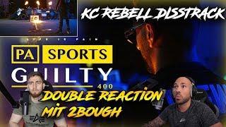 Mois & 2Bough Reagieren Auf PA Sports Guilty 400