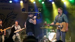 Chris Hawkey Band | Country Underneath | Volkfest 2017