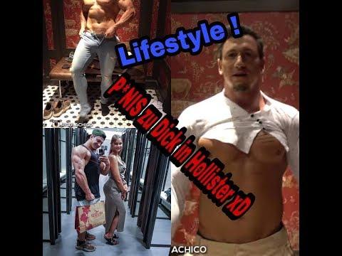Die Suche nach einem Hemd und Hose als Bodybuilder mit Freundin! + Lifestyle !