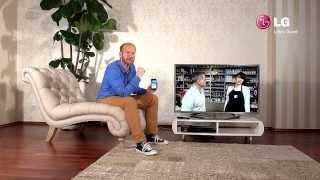 LG LED Smart TV - 12 TV Remote App für Smartphones/Tablets