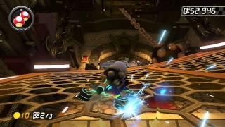 Bowser's Castle - 1:58.740 - ★Sgt. Guy★ (Mario Kart 8 World Record)
