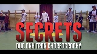 "Tiesto & KSHMR feat. Vassy ""SECRETS"" Choreography by Duc Anh Tran @DukiOfficial @Tiesto"