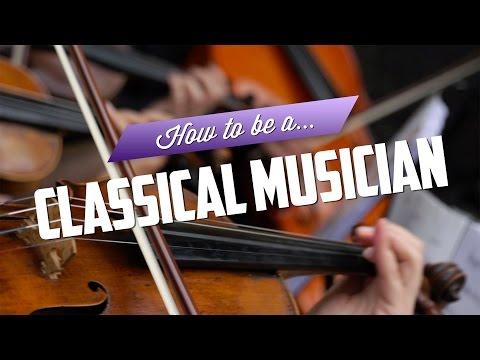 Jak hrát na klasické nástroje?