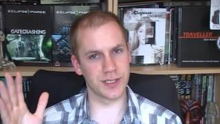 The Gentleman Gamer: Stalker SciFi RPG Review