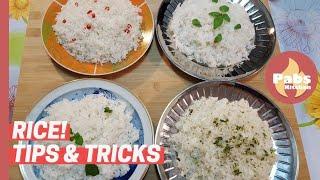 Basmati, Jasmine, Caroline, Parboiled Rice 🌿