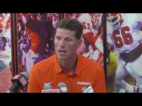 TigerNet: Brent Venables pre Auburn