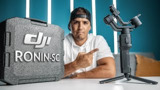 DJI Ronin-SC Review + Test Footage! Better than Ronin-S?