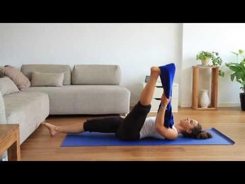 Mejora tu movilidad con una toalla - Fitness Alimenta Sonrisas