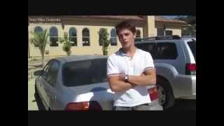 Lets Bounce (Gregg Sulkin Video)