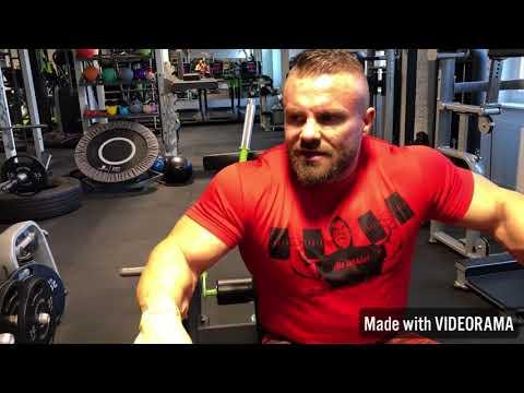 Podstawowe ćwiczenia do budowy masy mięśniowej
