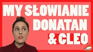 EUROVISION: REACTION TO DONATAN & CLEO - MY SŁOWIANIE - WE ARE SLAVIC' (POLAND 2014)