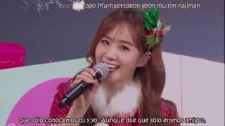 SNSD Snowy  Wish Phantasy Live Sub Español
