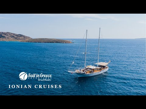 Corfu Gulet Cruise, Greece